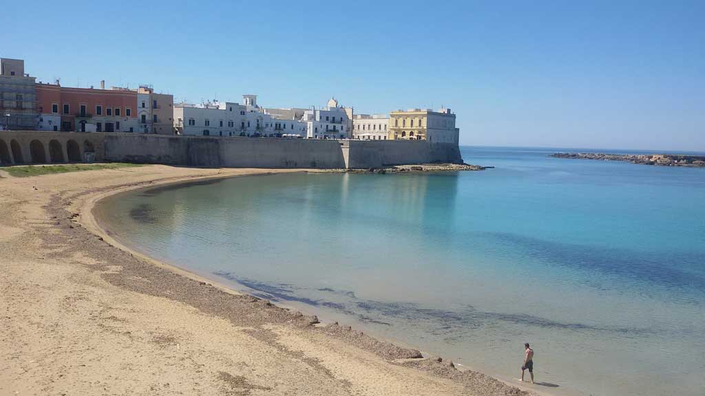 Gallipoli Mare Salento Spiggiano 2