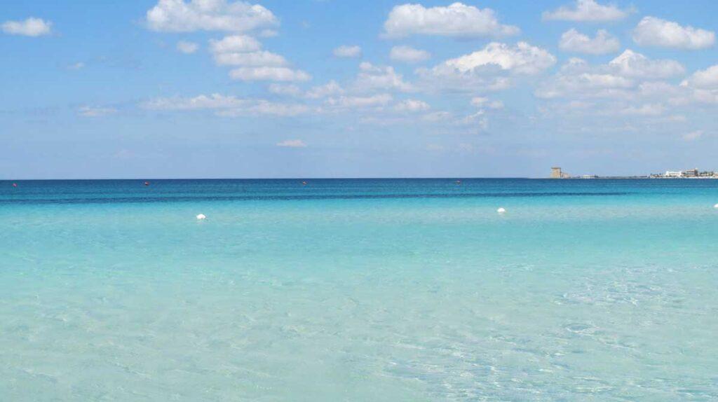 Maldive Salento mare