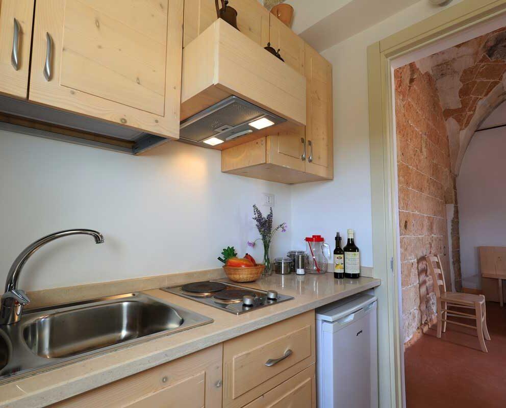 Torre Spiggiano Cucina